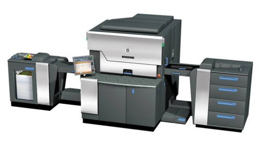 HP Indigo 7600 Digital Press (Card 6A)